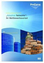 """""""Adaptive Networks"""": Ihr Wettbewerbsvorteil - (cocean.creato.at ..."""