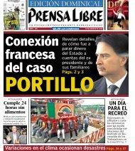 Conexión francesa del caso PORTILLO - Prensa Libre
