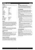 Vannpumpe PM 15/12 GL Vattenpump PM 15/12 GL - Mekk - Page 5