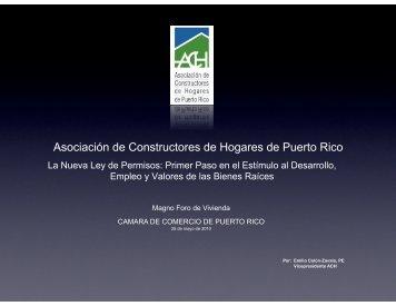 Asociación de Constructores de Hogares de Puerto Rico