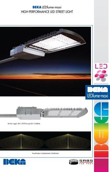 LEDlume-maxi - BEKA