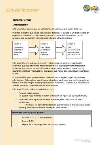 Guía del formador - LEMA