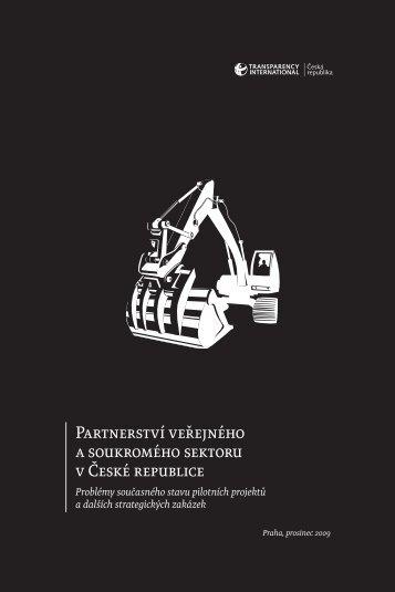 Partnerství veřejného - Transparency International
