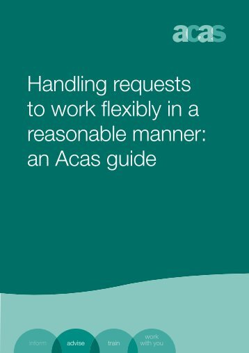 Discipline And Grievances At Work Acas
