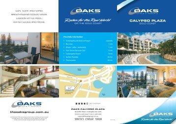 CALYPSO PLAZA - Oaks Hotels & Resorts