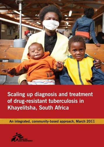Scaling up diagnosis and treatment of drug-resistant tuberculosis in ...