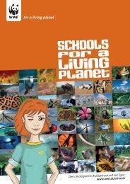 Dem ökologischen Fußabdruck auf der Spur www.wwf.at/schools