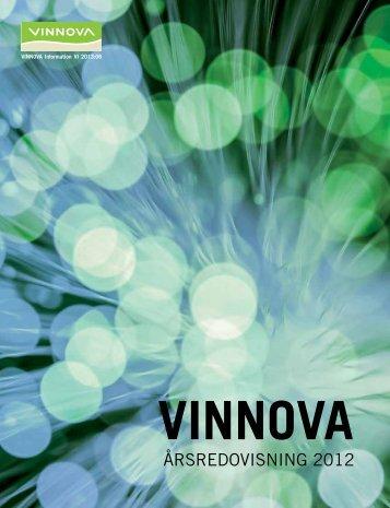 Ladda ner gratis - Vinnova
