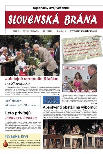 2013-12 - Slovenská brána
