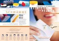 tücher & schwämme: reinigung und pflege - Alfred Mank GmbH