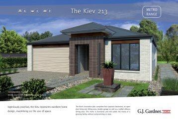 The Kiev 213 - G.J. Gardner Homes