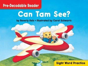 Can Tam See? - Treasures - Macmillan/McGraw-Hill