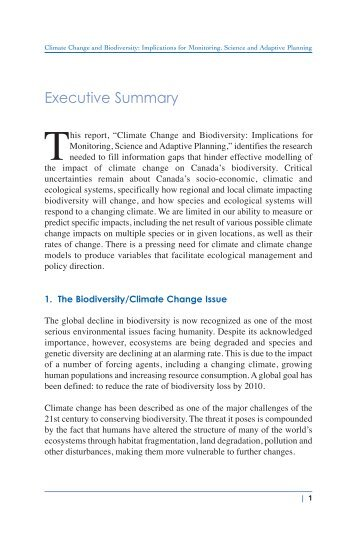an overview of canadians struggle with climate change Climate change in the next century (and beyond) could be enormously disruptive canada, greenland, russia, and scandinavia this raises the possibility that an artificial greenhouse effect could harm nations that are already hard pressed and benefit nations that are already affluent.