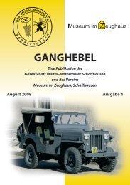 Ausgabe 4, August 2008 - GMMSH