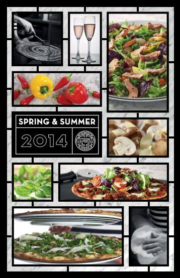Download a menu - Pizza Express