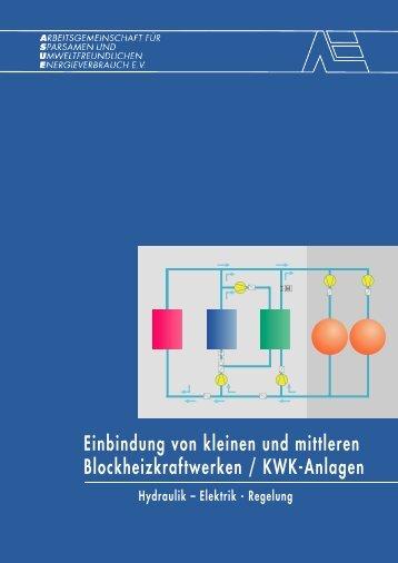 Einbindung von Blockheizkraftwerken - ASUE