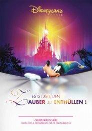 ½chten die Publikation im PDF-Format lesen. - Disneyland® Paris