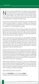 Sommergespräche 2012 - Waldviertel Akademie - Page 2