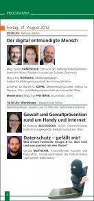 Sommergespräche 2012 - Waldviertel Akademie - Page 4