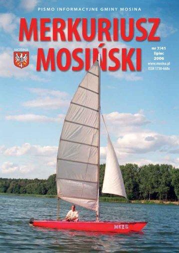 Wydanie Nr 7/41 (lipiec 2006) - Mosina, Urząd Miasta