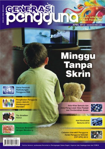 Edisi April 2012 - 1Pengguna