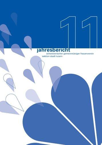 Jahresbericht 20011 in PDF-Format - Schweizerischer ...