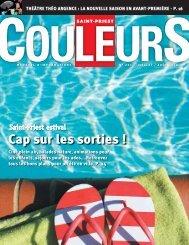 Télécharger le n°233 (Juillet/Août 2012) - Saint-Priest
