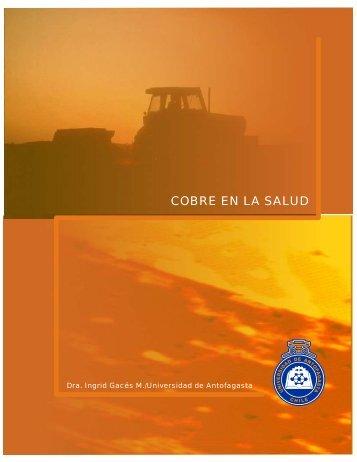 cobre y salud.pdf - Universidad de Antofagasta
