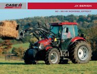 Download JX Brochure - Case IH