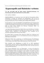 Kapuzenpullis und Halstücher verboten - Nato-Gipfel 2009