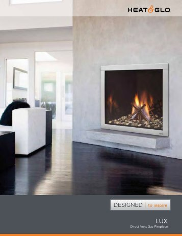 Lux Series Brochure - The Firebird