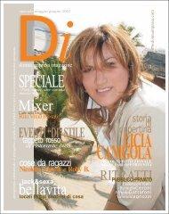 LICIA CANIGOLA by Donna Impresa Magazine n.4 2007