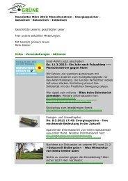 Newsletter März 2012: Menschenstrom ... - Grüne Winterthur