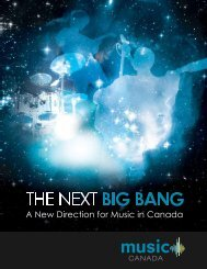 The Next Big Bang - Nordicity