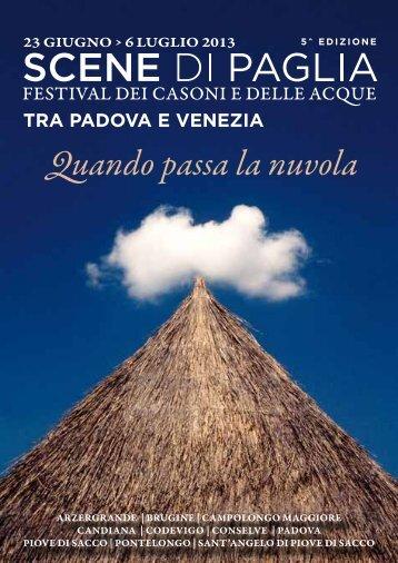 Programma completo - Provincia di Padova