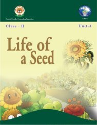 Unit-4: Life of a Seed - New Indian Model School, Dubai