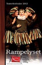 Tidsskriftet Rampelyset, december 2012 - 6 MB - DATS