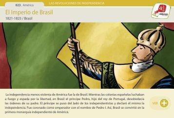 El Imperio de Brasil - Manosanta