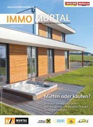 Immomurtal 06/2013 - Immobilien Josef Suppan GmbH
