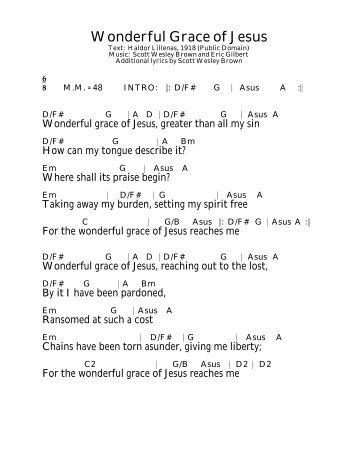 Wonderful Grace of Jesus - Christian music 4 Praise And Worship
