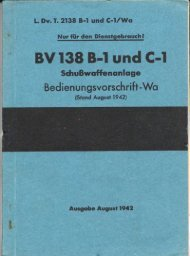 BV 138 B-'l und C-I - Seawings
