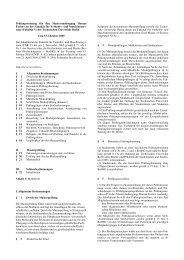Prüfungsordnung für den Masterstudiengang Human Factors an der ...