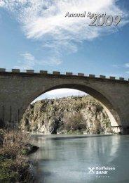 Annual Report - Raiffeisen Bank Kosovo JSC