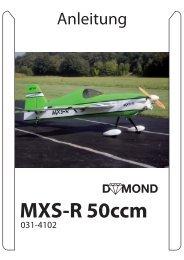 MXS-R 50ccm - Staufenbiel