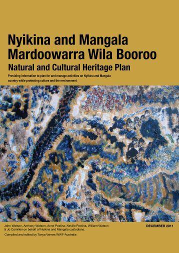 Nyikina and Mangala Mardoowarra Wila Booroo - wwf - Australia