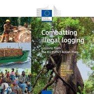 Combatting illegal logging - Capacity4Dev - Europa