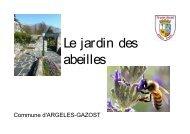 Le jardin des abeilles - Argeles Gazost
