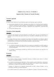 Impuesto sobre Vehículos de Tracción Mecánica - Ayuntamiento de ...