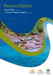Reconciliation Action Plan 2013-2014 - Cairns Regional Council