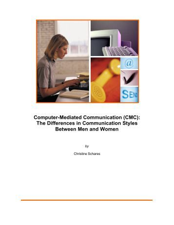 men and women communication styles Communication styles of men and women the key to getting along with others is good communication skills this is true at home, at school, and at work.